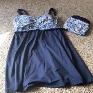Lands End tanking set - new without tags